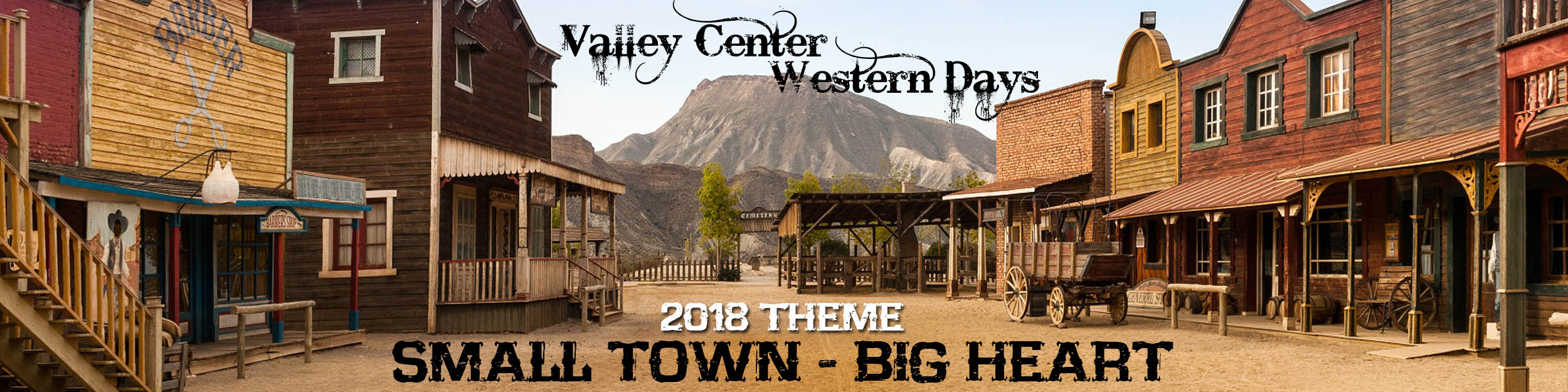 Valley Center Western Days
